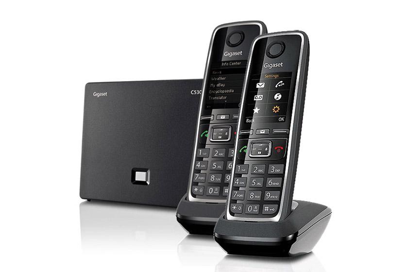 Téléphone VoIP Siemens - Forfait OVH